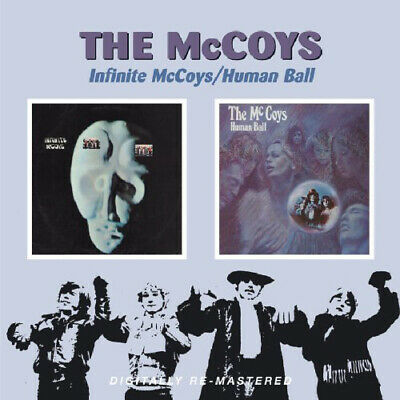 The McCoys : Infinite McCoys/Human Ball CD 2 Discs (2008) ***NEW*** Great Value • 12.79£