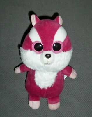 YooHoo And Friends -  Sparkee Striped Skunk Plush Toy - 10 Inches - New • 9.99£