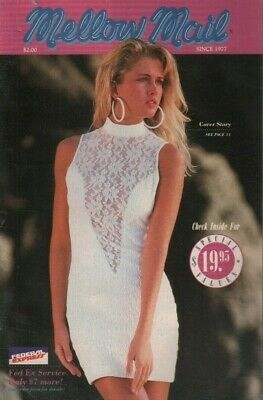 Mellow Mail Lingerie  Fashion & More Vintage 1980s Catalog Ver17 101419AME • 14.73$