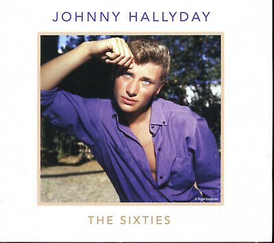 AU23.43 • Buy Johnny Hallyday - The Sixties  - Compilation 5 Cd 100 Titres - Neuf New