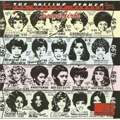 £19.99 • Buy The Rolling Stones : Some Girls CD Value Guaranteed From EBay's Biggest Seller!