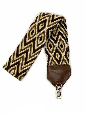 $ CDN56.67 • Buy Wayuu Guitar Strap Crossbody Purse