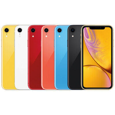 View Details Apple IPhone XR 64GB  Factory Unlocked  4G LTE IOS 12MP Camera Smartphone • 429.95$