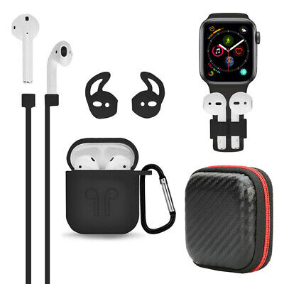 $ CDN4.20 • Buy AirPod Earphone Charging Protector Cover Accessories Case Kits For Apple AirPod