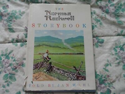 $ CDN190.11 • Buy Norman Rockwell Storybook, Vintage Hardcover 1969, Signed Copy By Rockwell