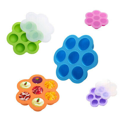 $7.99 • Buy Silicone Cooking Tool For Instant Pot Accessories Fit 7 Holes Egg Bites Mold