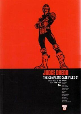 Judge Dredd: Complete Case Files V. 1,John Wagner,etc. • 7.23£