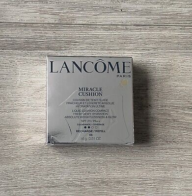 Lancome Miracle Cushion Compact Refill Absolute Weightlessness & Glow SPF 23 #06 • 20£