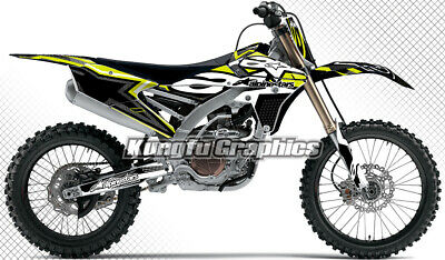 AU209.85 • Buy MX Graphics Decal Kit For Yamaha YZ250F YZ450F YZ250FX 2014 2015 2016 2017 2018