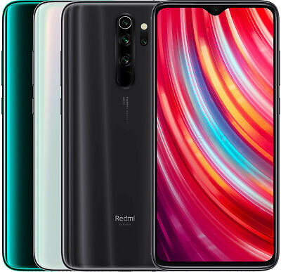 Xiaomi Redmi Note 8 Pro (128GB / 64GB) Factory Unlocked 64MP 6.53  - Dual SIM • 248$