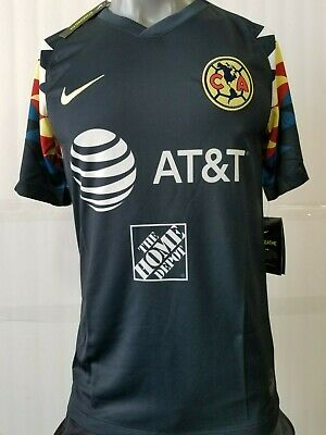 Nike Club America Away Jersey 19-20 Men's AJ5526-455 Navy • 89.99$