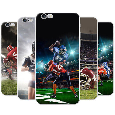 £3.99 • Buy Azzumo American Football College Sport Soft Thin Case Cover For The IPhone