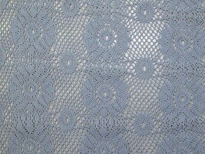 Crochet Style Lace Fabric - Sold Per Metre • 3.99£