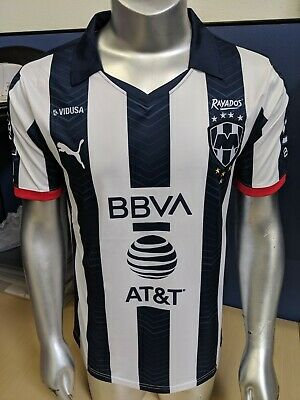 C.F. Monterrey Home Local Football Soccer Jersey Liga MX 2019/20 FREE SHIPPING  • 34.99$