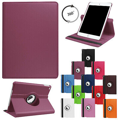 $9.89 • Buy For IPad 10.2 2019 (7th Generation) Flip Leather Case Rotating Stand Smart Cover