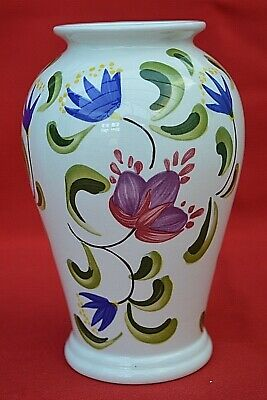 Rare Portmeirion 'welsh Dresser'   Canton Style Shaped Vase - Beautiful Condit!  • 14.50£