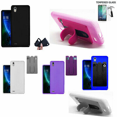 $7.98 • Buy For ZTE Blade T2 Case (Z559DL) / Tracfone Blade T2 Case Gel TPU Cover