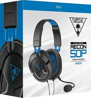 £22.95 • Buy Turtle Beach Ear Force Recon 50P Headset For Sony PlayStation PS4 PS5 Gaming NEW