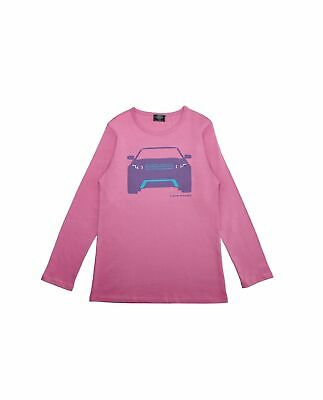 Genuine Land Rover Girl's Long Sleeve Evoque T-Shirt - Size 2 Years • 16£