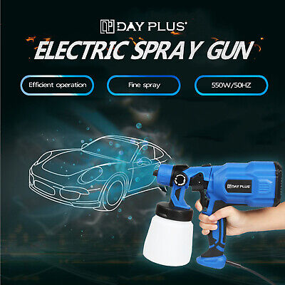 £31.56 • Buy Handheld Paint Sprayer Gun Airless Wagner Electric 550W For Home Car Paint