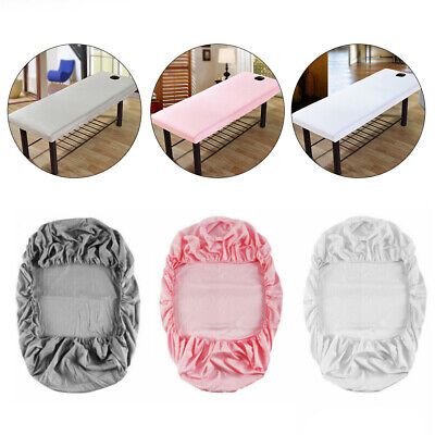 £4.55 • Buy Elastic Beauty Massage Table Fitted Cover Spa Salon Bed Couch Bedding Protection