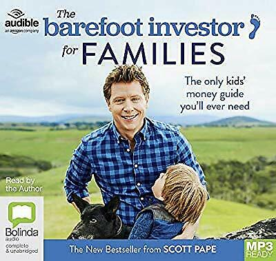 AU10.51 • Buy The Barefoot Investor For Families: The Only Kids� Money Guide You�ll Ever Need,