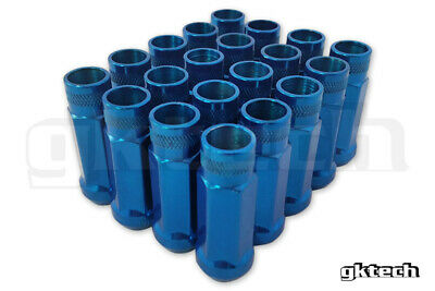 AU52 • Buy GKTECH Pack Of 20 - Blue - M12x1.5 Wheel Lug Nuts - FREE SHIPPING
