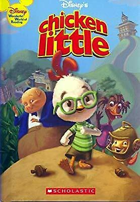 AU7.98 • Buy DISNEYS CHICKEN LITTLE (DISNEY WONDERFUL WORLD OF READING), No Author, Used; Goo