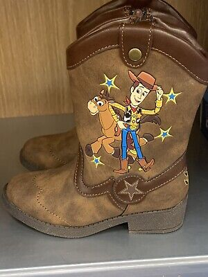£32.94 • Buy Original Toy Story Woody Boots
