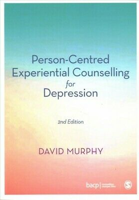 Person-Centred Experiential Counselling For Depression, Paperback By Murphy, ... • 25.53£