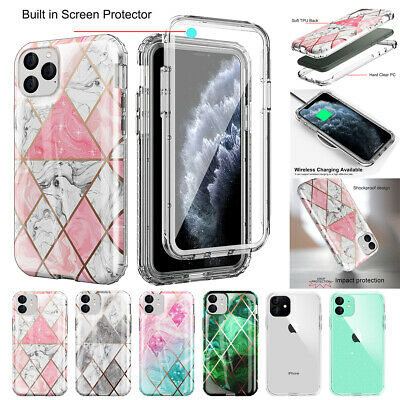 AU10.92 • Buy For IPhone 11 Pro Max Case 360 Protective Full Shockproof Heavy Duty Armor Cover