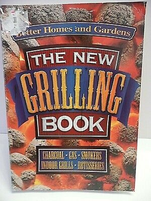 Grilling Recipes Cookbook - Charcoal, Gas, Smokers, Indoor Grills, Rotisseries • 8.77$