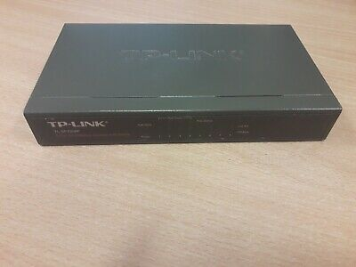 TP-LINK TL-SF1008P 8 Port Desktop Switch With 4-Port PoE - USED • 25£