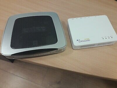 £22 • Buy Bt Openreach Eci Fibre Optic Modem Router & 2wire Bt2700hgv - Used