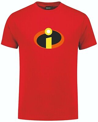 Incredibles 1 Superhero T Shirt Disney Pixar Funny Joke Birthday Gift Men Top • 7.49£