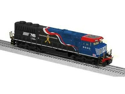 $431.38 • Buy Lionel 83420 Built-to-order Norfolk Southern Sd60e #6920 Veterans New!!