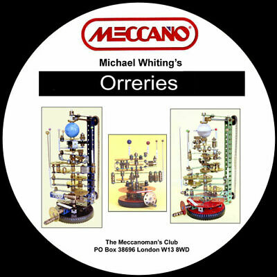 Michael Whiting's Orreries (CD) • 19.95£