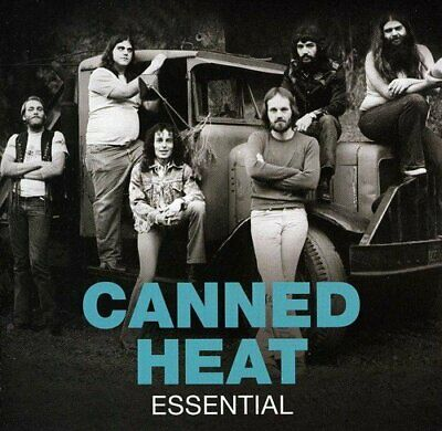 Canned Heat  /  Essential Best Of  (CD) New!    • 4.99£