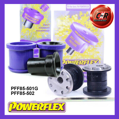 AU351.31 • Buy VW Passat B6 B7 06-13 Powerflex Frnt Wishbone Bushes Camber PFF85-501G/PFF85-502