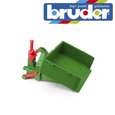 AU23.89 • Buy Bruder Tractor Accessory Movable Load Case Kids Farm Toy Model Scale 1:16