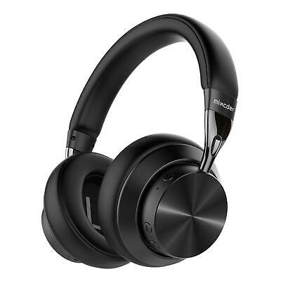 View Details Mixcder E10 Wireless Active Noise Cancelling Headphones Bluetooth 5.0 Foldable O • 99.95AU