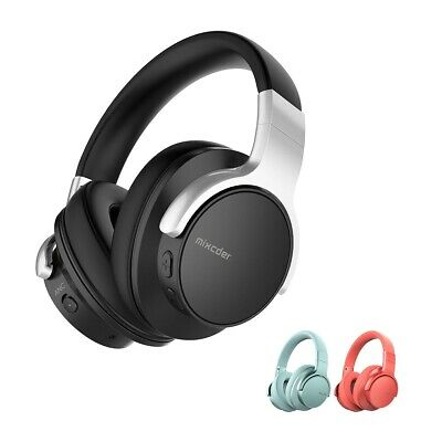 AU79 • Buy Mixcder E7 Active Noise Cancelling Bluetooth Headphones Over Ear Headsets With M