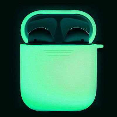 $ CDN4.52 • Buy Headphone Protective Case Luminous AirPod Cover For Apple AirPods 2 Silicone