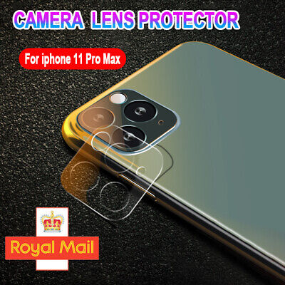 Full Cover Lens Protector Tempered Glass Camera Lens Film For Iphone 11 Pro Max • 0.99£