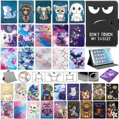 AU18.99 • Buy AU For Laser 7 / 10 Inch Tablet Universal New Patterned PU Leather Case Cover