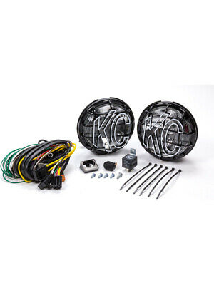 AU399 • Buy Kc Hilites Light Assembly Apollo Pro Series Driving 6 In Round 100 Watts … (151)