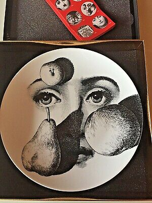 $170 • Buy Fornasetti T&V Plate 218