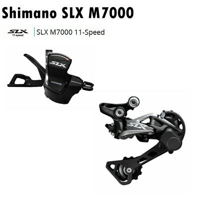$ CDN115.44 • Buy Shimano SLX M7000 11S MTB Groupset Right Shifter + Rear Derailleur Mini Group