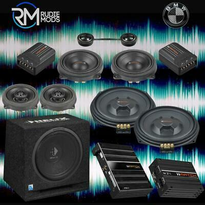 Rudiemods MATCH Stage 3 Speaker Upgrade System For BMW 1 Series E82 Coupe • 1,549.99£