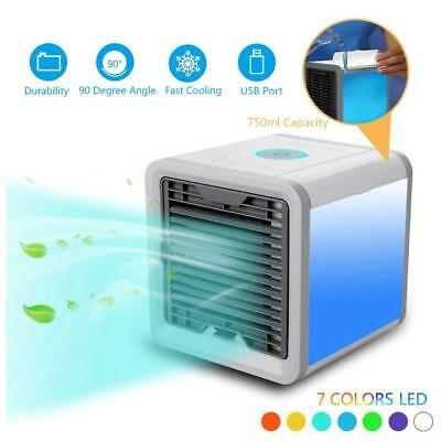 AU22.99 • Buy Air Cooler Ultra Fan Cooling USB Mini Air Conditioner Portable Desktop Water